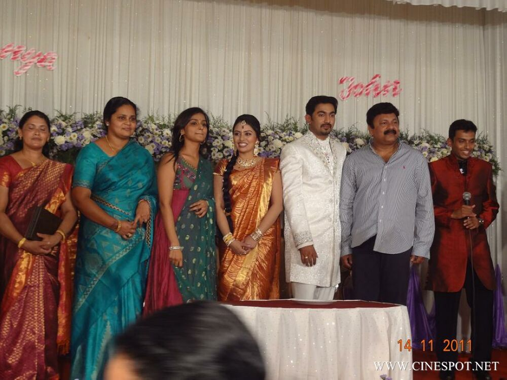Dhanya marriage (1)