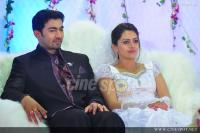 Dhanya mary varghese marriage wedding  photos pics