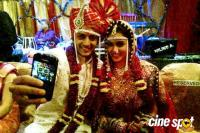 Genelia -Riteish wedding photos pics