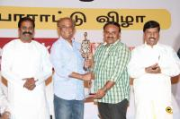 S Ramakrishnan Felicitation on Iyal Award Photos
