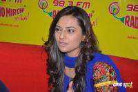 Poola Rangadu Team at Radio Mirchi (24)