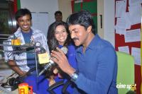Poola Rangadu Team at Radio Mirchi