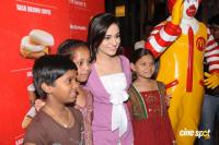 Aksha Launches McDonalds India Photos