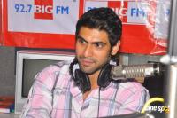 Rana at 92.7 Big FM Photos