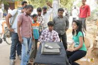 Chanakyudu Telugu Movie Working Stills
