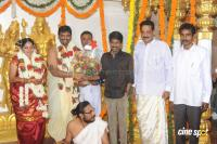 Producer Anbalaya Prabhakaran Son Wedding (5)