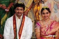 Aryan Rajesh marriage wedding photos pics