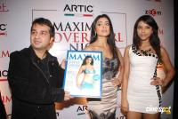 Shriya at Maxim Cover Style Launch Photos