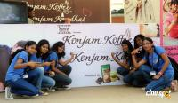 Konjam Coffee Konjam Kadhal Promotion Photos