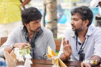 Naan Ee Movie On Location Photos