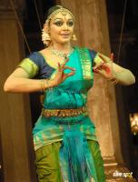 Actress Shobana performs at Bhimsen Joshi Music Festival Photos