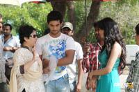 Lovely Movie Working Stills
