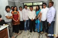 Srinivasa Pictures New Movie Recording Event Photos