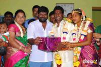 Ganja Karuppu's Manager Wedding Photos Stills