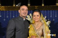 Reema Sen Reception Photos