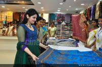 Roma Asrani at RK Sarees Punalur Showroom Inauguration