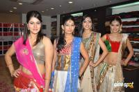 Trisha Shimmer in Summer 2012 Collections Photos
