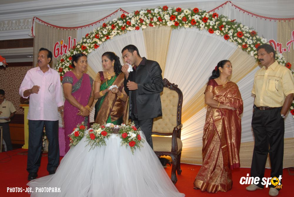 Gopika Marriage Reception Photos 62