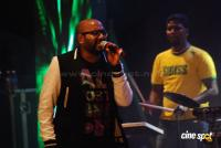 Singer Benny Dayal Show at Music Academy photos