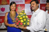 Shraddha Das at Manepally Jewellers Launch Photos