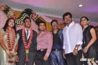 KS Ravi Kumar Daughter Wedding Reception Photos Stills