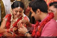 Sneha - prasanna marriage wedding reception photos pics