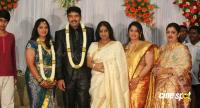 dharma kannada actor marriage reception photos (11)