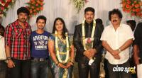 dharma kannada actor marriage reception photos (14)