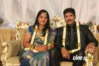dharma kannada actor marriage reception photos (26)