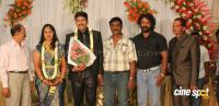 dharma kannada actor marriage reception photos (3)