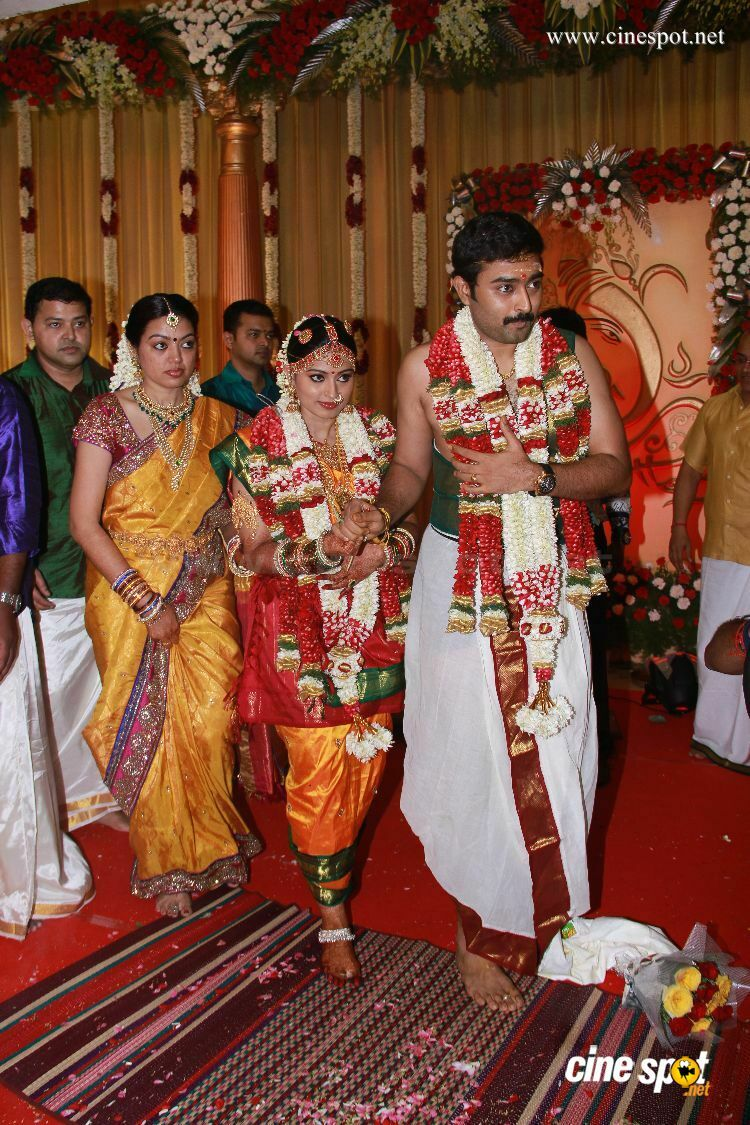 Sneha Prasanna Marriage Photos 84