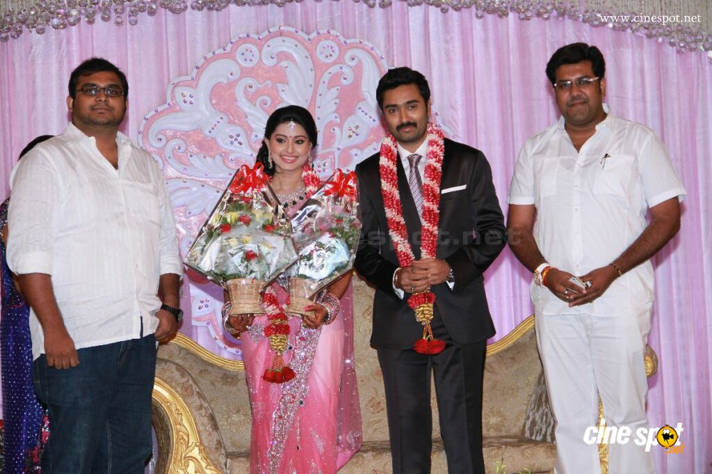 Prasanna Sneha Wedding Reception (39)