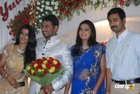 Yuva Bharathi Wedding Reception Photos Stills