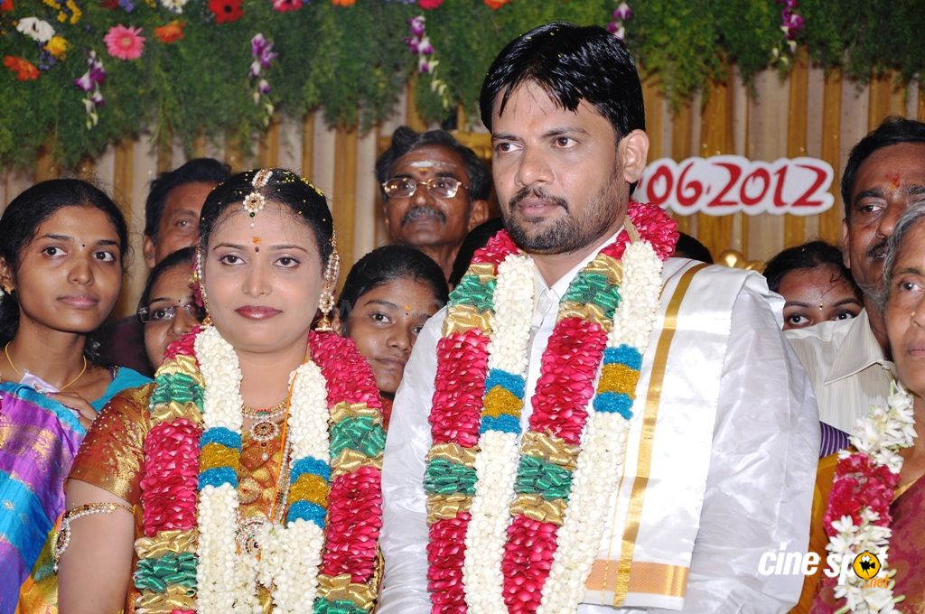 Director Chimbudevan Wedding Marriage Photos (17)