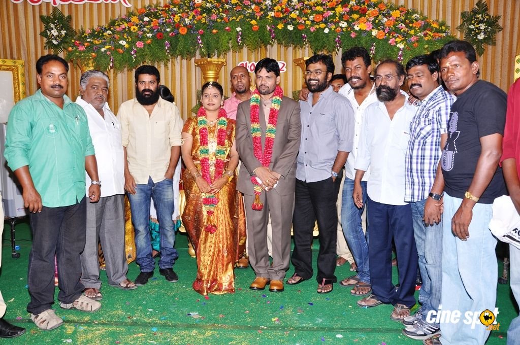Director Chimbudevan Wedding Marriage Photos (24)