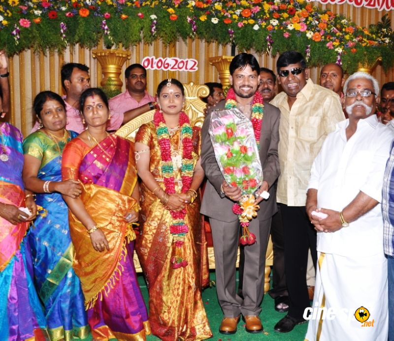 Director Chimbudevan Wedding Marriage Photos (25)