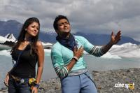 Aadhavan Movie photos