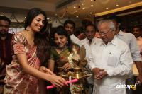 Parvathy Omanakuttan Launches Sri Palam Silk Sarees Photos