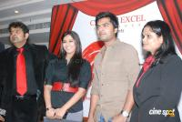 Simbu and Varalakshmi @ RED Cultural Festivel Photos