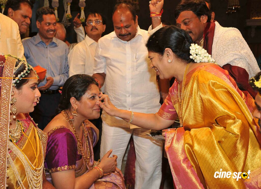 Ram Charan Teja Wedding 1