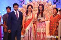 Ram charan teja wedding Reception photos pics
