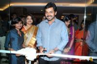 Karthi Inaugurates AnuShka Show Room Photos
