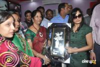 Madhavi Latha at Sleepwell World Store Launch Stills