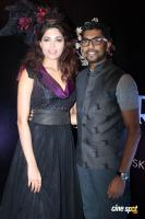 Parvathy Omanakuttan walks the ramp for Vivek Karunakaran at Kingfisher Premium CIFW Photos
