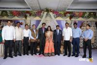 Producer Kasi viswanath Son marriage reception photos pics