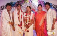Sai kumar daughter marriage photos