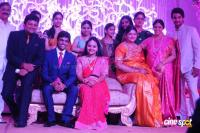 Sai Kumar's daughter wedding reception photos pics
