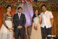 Jayasudha Sister Daughter Marriage Reception Stills