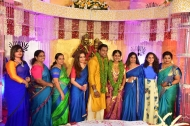 Veena Nair Brother Marriage Photos