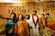 Bhavana Marriage Photos